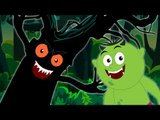 the scary woods | hunted house | scary songs | nursery rhymes | kids videos | baby rhymes