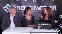 [LE CRASH TEST: Nicolas Sarkozy], avec Frédéric Bedin (Hopscotch) et Marie Ekeland (France Digitale)