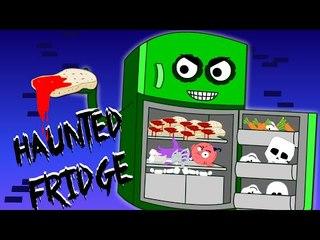 Haunted Fridge   Original Songs   Scary Nursery Rhymes   Kids Videos