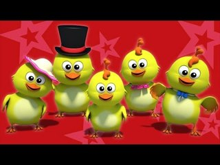 chick finger family | nursery rhymes Farmees | kids songs | childrens rhymes