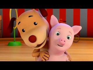 we are farmees | nursery rhymes farmees | kids songs | 3d rhymes