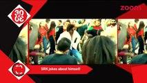 Shah Rukh Khan Jokes About Himself, Varun & Urvashi Party Together
