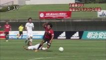 いちおしスポーツ ガイナーレ鳥取 3連勝かけ福島ユナイテッドと対戦