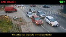 What accident on Russian roads make Russian drivers Large collection of car accidents