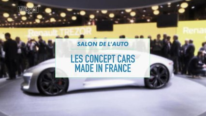 MIDI SPORT - Les concept cars made in France
