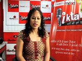 iktara Super 16 phase II finalist Babita Kachhap Interview