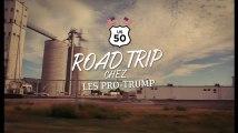 """Road trip chez les pro-Trump : """"Donald Trump est bien plus sincère qu'Hillary Clinton"""""""