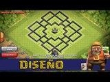 Diseño Ayuntamiento 9 [Farming] Clash Of Clans