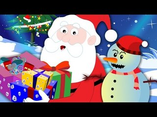 Jingle Bells | Christmas Carols | Songs For Kids