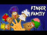 scary finger family | scary rhymes | halloween song | nursery rhymes