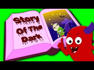 stories of the dark | scary song | nursery rhymes | kids rhymes | children videos