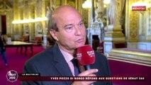 Yves Pozzo Di Borgo revient sur l'agression de Kim Kardashian