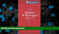 Big Deals  Michelin Guide Espagne   Portugal (Michelin Red Guide Espana/Portugal (Spain/Portugal):