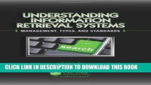 [PDF] Understanding Information Retrieval Systems: Management, Types, and Standards Full Online