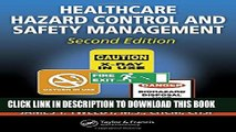 New Book Healthcare Hazard Control and Safety Management, Second Edition