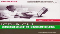 Collection Book ICD-9-CM Expert for Physicians, 2 Vol 2009 (ICD-9-CM Expert for Physicians, Vol.