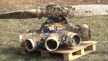 Çanakkale - Ağlarına Uçak Pervanesi Takıldı