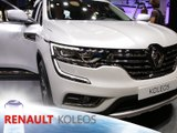 Renault Koleos en direct du Mondial de Paris 2016