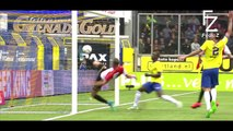 2016 Crazy Goal Line Clearances ●  HD