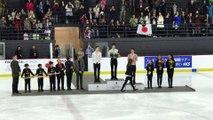 2016-10-01 Skate Canada Autumn Classic - Men's Medal Ceremony