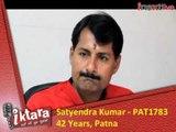 iktara Super 16 finalist Satyendra Kumar Interview