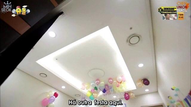 [LEG PT-BR] 160918 | CHEN & Xiumin @ TROS