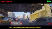 What terrible accident make Russian drivers on the roads. Selection of accidents # 306