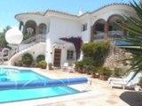 Espagne : Maison très classe pour profiter de belles journées d'été – Top maison Vue sur mer