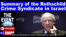 Brève Retrospective des crimes du Syndicat Criminel Rothschild