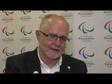 Sir Philip Craven looks back at the Rio 2016 Paralympics