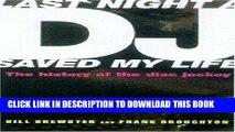 [PDF] Last Night a DJ Saved My Life Full Online