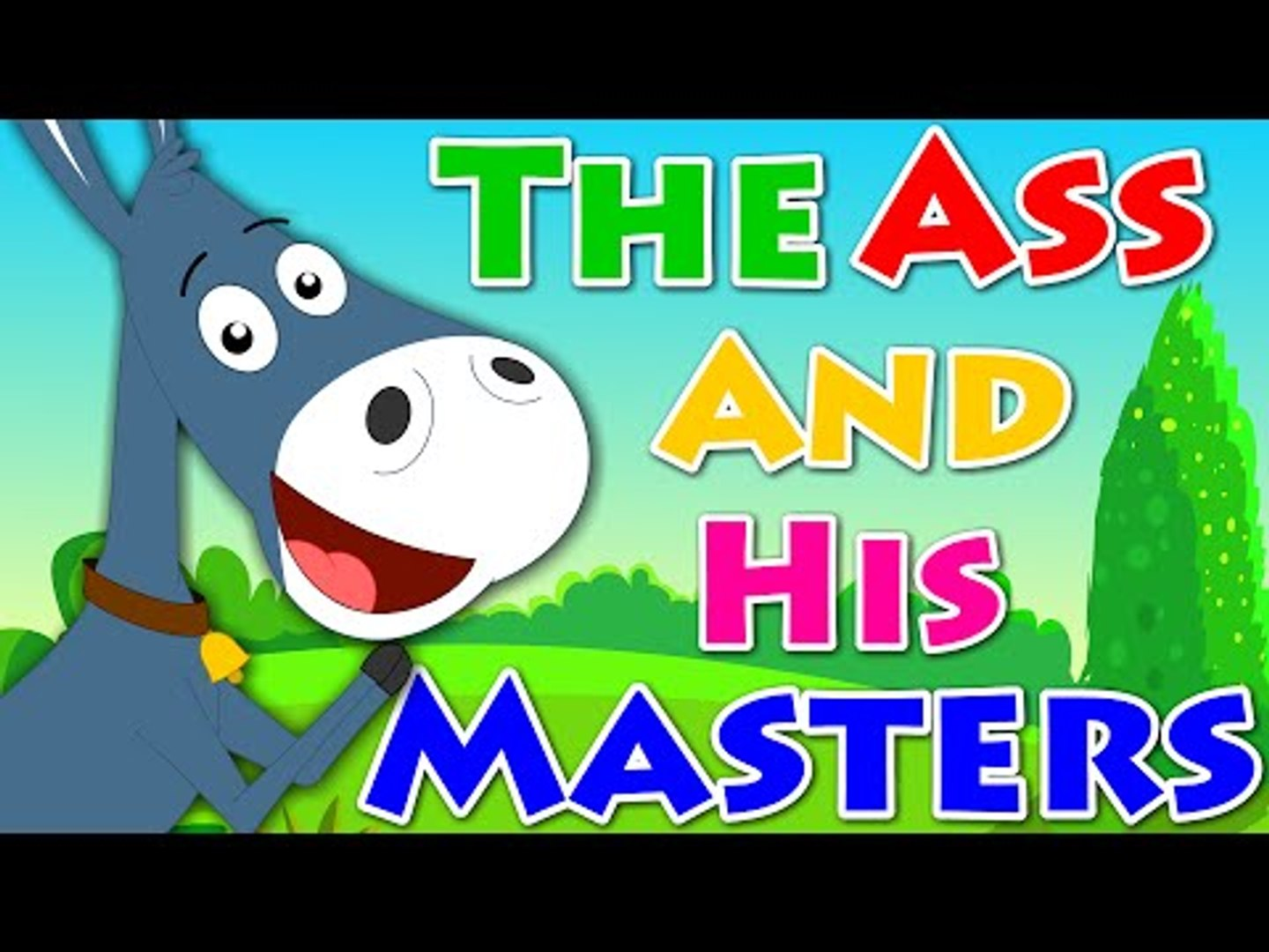 Story Time - The Ass and His Masters | Kids Stories | Tales For Kids | Kids TV