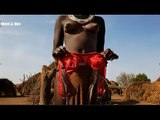 Hamer tribe ethiopia visit - First Bras Come to the Omo Valley in Ethiopia  2016