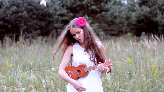 Fly Me To The Moon (cover) Justina Svirkaite