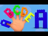 Alphabets Finger Family | Learn ABC | Alphabets Songs | Nursery Rhymes | Kids Songs | Baby Videos