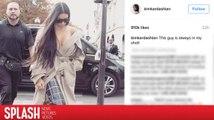 La présence de Kim Kardashian dans les réseaux sociaux auraient conduit les voleurs jusqu'à elle