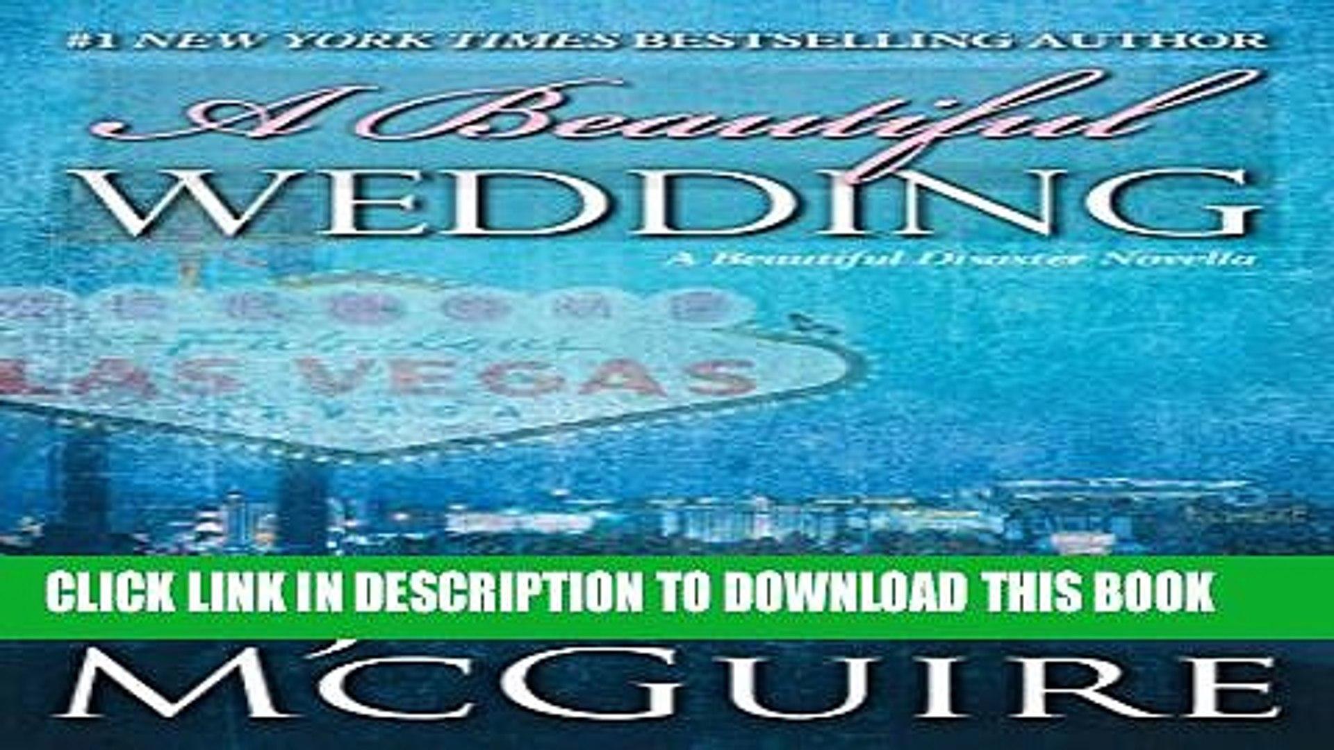[PDF] A Beautiful Wedding: A Beautiful Disaster Novella (Beautiful Disaster Series) Full Colection