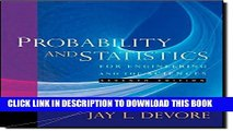 New Book Probability and Statistics for Engineering and the Sciences (with Student Suite Online)