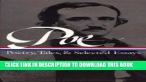 [PDF] Edgar Allan Poe: Poetry, Tales, and Selected Essays (Library of America) Full Online