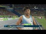 Athletics | Men's 200m - T12 Final  | Rio 2016 Paralympic Games