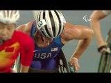 Athletics | Women's 800m - T54 Final | Rio 2016 Paralympic Games