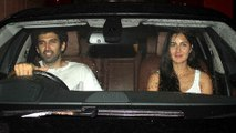 Katrina Kaif Aditya Roy Kapur On A Dinner Date And Long Drive