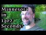 Minnesota In 1302 Seconds - Behind The Scenes with Riff City Guitar (Feat. Rob Scallon)