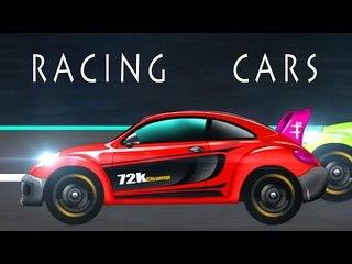 спортивный автомобиль  |  автогонки
