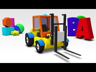 Toy Box - Автопогрузчик | Транспортные средства | Строительные машины
