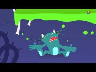 Пять маленьких монстров  | Five Little Monsters