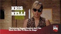 Kris Kelli - Performing Reggae Sumfest & I Got Stuck Wasn't Able To Move (247HH Wild Tour Stories) (247HH Wild Tour Stories)