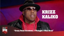Krizz Kaliko - Crazy Road Accident, I Thought I Was Dead (247HH Wild Tour Stories) (247HH Wild Tour Stories)
