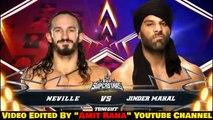 WWE Superstars 30 September 2016 Highlights - WWE Superstars 9/30/16 Highlights