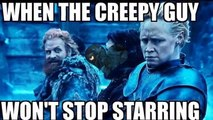 Brienne and Tormund Love Is Real  GAME OF THRONES